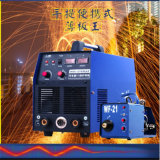 MIG-500h Inversor CC de alta freqüência de pulso duplo de Solda MIG/Profissional de máquina de solda MIG