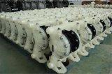 Насос диафрагмы Rd 40mm PP управляемый воздухом двойной для полива фермы