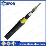 ADSS G652D FRP Cable de fibra óptica autoportante de 96 hilos Precio Por metro