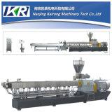 CaCO3-Talkum pp. PET-EVA-ABS Plastikeinfüllstutzen Masterbatch, das Maschine herstellt