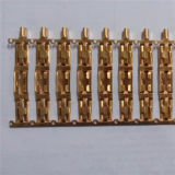 Brass Female Terminals Terminais de cabos Bobina de cobre (HS-BT-037)