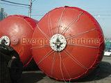 Pneumatische Gummischutzvorrichtung für LPG-Behälter