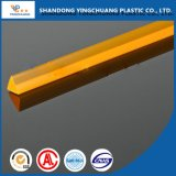 Visor de acrílico para material de construção de plástico de engenharia