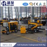 Piattaforma di produzione sotterranea! ! Impianto di perforazione idraulico di carotaggio di Hfu-3A, piattaforma di produzione dorata, impianto di perforazione di carotaggio del diamante