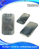 Custom Fabrication Cell Phone Silver Housing (Mobile-018)