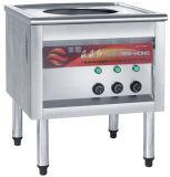 Elektrischer dämpfender Ofen