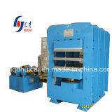 ゴム製マットの加硫の出版物機械