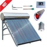 Calefator de água solar compato (coletor da energia solar)