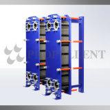 Echangeur de chaleur en EPDM joints NBR / M6 joints Échangeur de chaleur de la plaque
