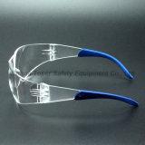 Les verres de sûreté de sport de lentille de PC avec le doux inclinent (SG104)