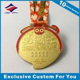 I militari di sport delle medaglie del medaglione della medaglia del ricordo assegnano la medaglia
