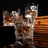 La copa de whisky creativo de la copa de cristal de Whiskey Whiskey Popular Diamante de cristal de vidrio de Whisky