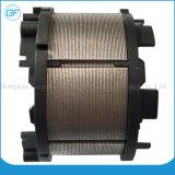 Bobinage de cuivre et isolation de la plaie du stator du moteur électrique de la couche du Rotor, stator