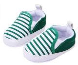 Bonitinha crianças de faixa larga Sapata Casual sapatos de lona sapatos de bebé