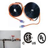 12FT de Verwarmingskabel van de waterpijp met Gepatenteerde Fabriek