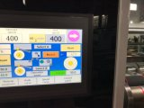 Новые PLC автоматическое управление и прорваться на большой скорости перемотки вперед и машины