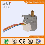 Alta qualidade Pm Electrical Stepping Motor com Gear Box