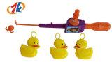 Les enfants jouet en plastique le plus récent jeu de pêche La pêche des jouets pour enfants de la promotion de canard