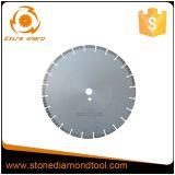 Electroplated 다이아몬드는 플랜지를 가진 톱날 절단 디스크를