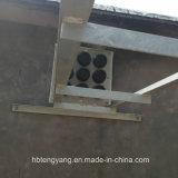 ثلاثة أنابيب اتّصالات فولاذ برج
