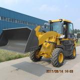 WZ30-25 caricatore dell'escavatore a cucchiaia rovescia del compatto da 2.5 tonnellate con i pezzi di ricambio ed il prezzo di fabbrica liberi