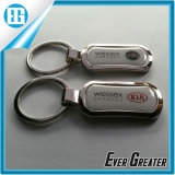 Anello chiave a resina epossidica Keychain apri di bottiglia dell'autoadesivo di iniziali