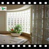 Freier Raum u. farbiger Glasblock-Preis für dekorative Wand