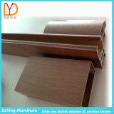 Perfil de aluminio de la protuberancia de la fábrica de aluminio con dimensiones de una variable de la diferencia