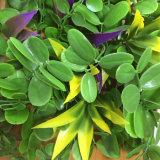 Искусственные поддельные листьев растений зеленые стены вертикальный сад для проведения свадеб торгового центра управления магазин ресторан отеля декор ландшафтный дизайн