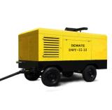 De draagbare Compressor van de Diesel Lucht van de Schroef dwt-15/13) wordt gebruikt Ce die in van de Weg (