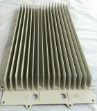 CNC die de Holte van het Aluminium met de Witte Deklaag van het Poeder van de Kleur machinaal bewerkt