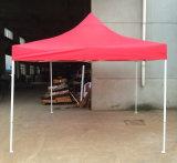 يفرقع [3إكس3] تجاريّة فوق خيمة