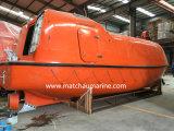 L'EC de CCS a approuvé le bateau de sauvetage totalement inclus de 26 personnes