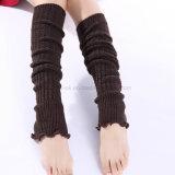 Крышка ноги крышки ноги способа Legwarmer Knit