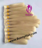 Het Maagdelijke Remy Menselijke Haar van 100%, de Uitbreiding van het Haar, Prijs van de Orde van het Haar de Bulk, Aangepaste Beschikbare, Concurrerende