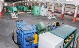 Couvercle tressé en fibre de l'air du flexible hydraulique de frein SAE100 R5