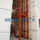elevatore di merci idraulico su ordine 2ton