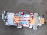 Komatsu Volquetes 705-56-34490 Bomba de engranajes de transmisión hidráulica Komatsu piezas de repuesto para Hm400-1