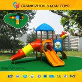 De nieuwste Speelplaats van de Kwaliteit van het Ontwerp Uitstekende Kleine Openlucht voor Jonge geitjes (hoed-010)