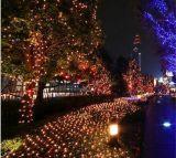 옥외 훈장을%s 크리스마스 LED 순수한 가벼운 작은 점화된 별