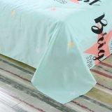 China fabricação impresso roupa de poliéster a roupa de cama