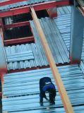 Lo zinco dello strato di Decking del pavimento di basso costo ha ricoperto il Decking del pavimento del metallo, lo strato galvanizzato Yx76-305-915 di Decking del pavimento d'acciaio