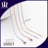 Fashion Wedding Gold Necklace Designs Pendentif bijoux Collier