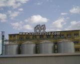 2000t плоский низ пшеницы стали в бункере