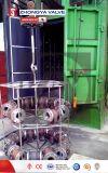 Válvula de porta industrial da extremidade da flange do RUÍDO Wc6