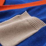 Phoebeeの卸売の編まれる100%年の綿の男の子か編むセーターの衣服