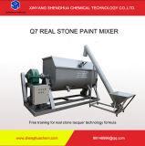 Q7 La vraie pierre mélangeur de peinture
