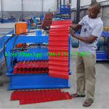 Утюг Corrugating лист крыши формирования рулона бумагоделательной машины
