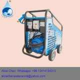 바퀴를 가진 고압 세탁기 및 고압 수도 펌프