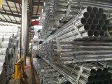Alibaantiseptic оцинкованных строительных проектов, перегрева, ограждения прочного Китай производитель стальной трубопровод